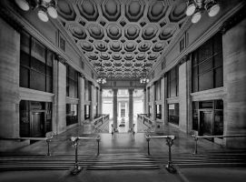 Union Station Chicago by delobbo
