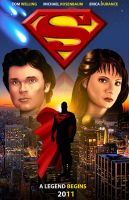 Superman 2011 by Spacecowboytv