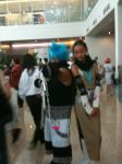 Anime Expo 2012 Black Star and Tsubaki by Fainting-Ostrich