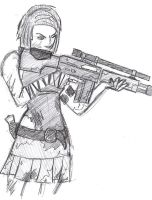 PA Sniper by SamwiseTheAwesome