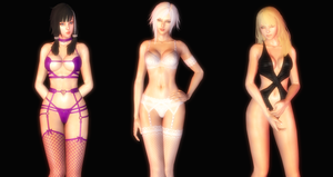 Vindictus - Inner pack2 by vcah1990