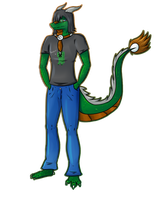 Commission: Anthro Ikari by FeatheredSoap