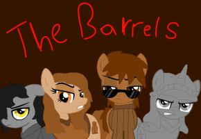 The Barrels by ShinySmeargle