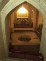 Sardab (from stairs) by zohreh1991