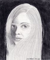 selfportrait by Lucie-Lilly