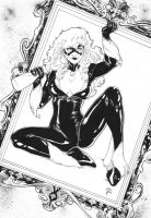 Black Cat by Iago-Maia