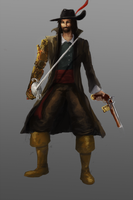 Commission PIRATE by 4rca