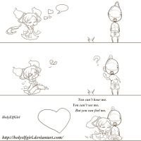 You can't by HolyElfGirl