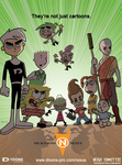 Nicktoons Nexus by Doodley