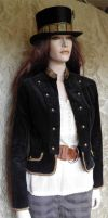 Steampunk jacket PCS4 by JanuaryGuest