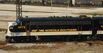 Norfolk Southern 4273, F9A by mabmb1987