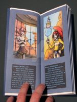 Thirdborn: the Divine Library [Book Interior 4] by dalubnie