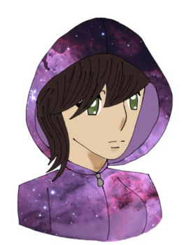 Galaxy Hoodie by Convel4