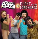 Boosh vs. Conchords by VimislikArt