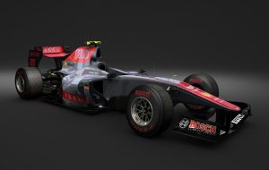 Audi Formula One Concept v2 by motionmedia