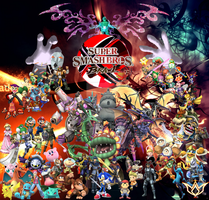 Super Smash Bros Brawl -Renew- by wildcat694