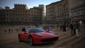 Gran Turismo 5: Ferrari Italia by Legion-Of-3