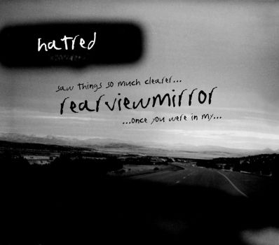rearview mirror by mad-and