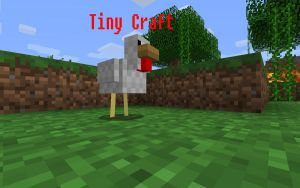 Tiny Craft Mod Project MODDER NEEDED by unusual229