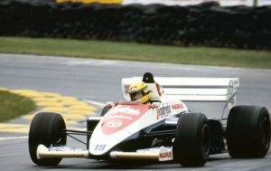 Ayrton Senna (Great Britain 1984) by F1-history