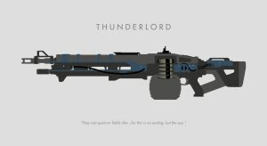 Thunderlord by wabbajacked
