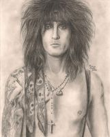 Nikki Sixx by LatinPrincess17