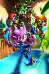 Freedom Planet by miitoons