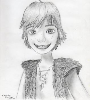 Hiccup by DrifloonLover