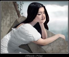 Blanche Neige by Gerene33