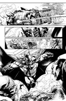 Batman Arkham Knight issue 0 by sjsegovia