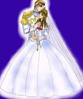 Treize x Anne's Wedding by SetsunaKou