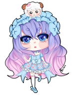 .Lady Lolli. -Chibi- by LadyKeiara