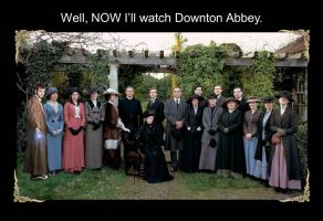 Downton Who by Aradrath