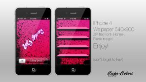 Iphone 4 HD Let's Spray by Capo-Colori
