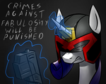 The Law of Fashion by Underpable