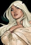 X-Men 8 Emma Frost Detail by TerryDodson