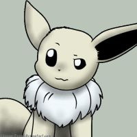 Shiny Eevee by Eleeveen