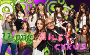 11 Miley Cyrus png by Sandylovemiley