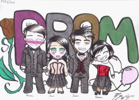 Prom Chibis by Lord-M