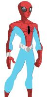 1977 Live Action Series Spider-Man by stick-man-11