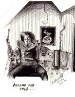 Sweeney Todd by DarkNevermore13