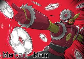 Metal man by classicVII