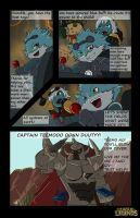 LoL Comic Contest: 'Rumble's Best Suit' by FarahBoom