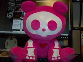 andy the skeleanimal panda by pandababy28