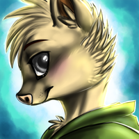 Ron Headshot by LuxuryCat