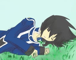 Napping by Strawberry-Kyril