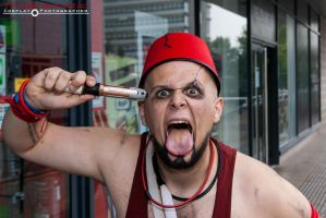 ALCON Doctor Vaas by TPJerematic