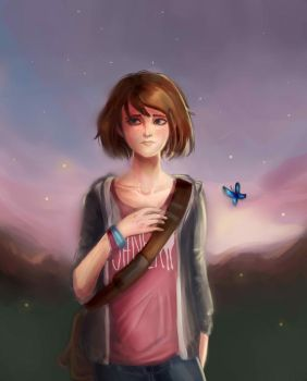 Max Caulfield by ToDaLeLy