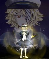 Vocaloid3 - Oliver - Starlight Keeper by MelSpontaneus