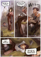 VinceBiwer TheEternalClimb page 01 by BiwerVincent